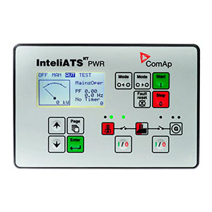 Automatic Transfer Switch (ATS) Controller